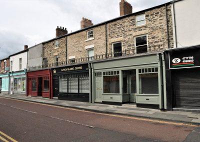 Coatsworth Road Shop Fronts