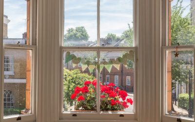 Styles of sash windows